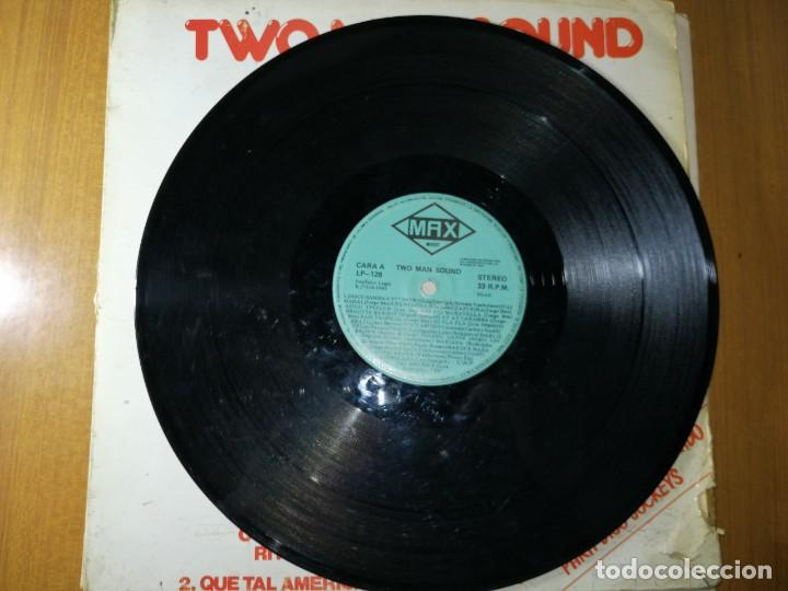Discos de vinilo: Lote de 5 discos vinilo. Música DISCO/DANCE. TWO MAN SOUND. VER RESTO. Ver fotos. - Foto 2 - 236214100