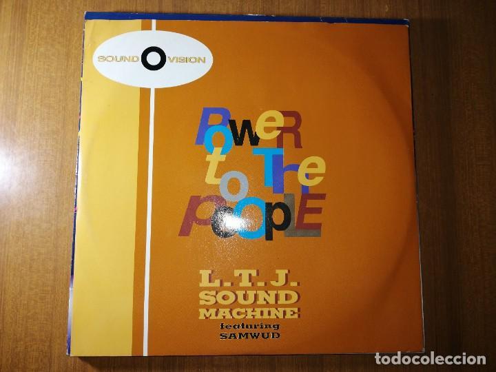 Discos de vinilo: Lote de 5 discos vinilo. Música DISCO/DANCE. TWO MAN SOUND. VER RESTO. Ver fotos. - Foto 5 - 236214100