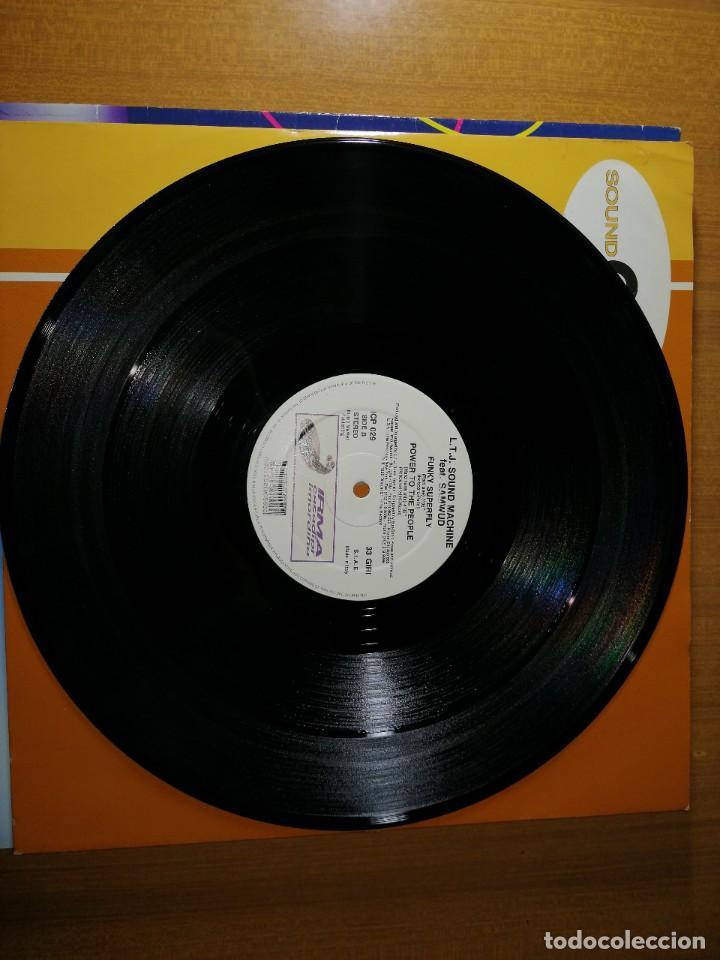 Discos de vinilo: Lote de 5 discos vinilo. Música DISCO/DANCE. TWO MAN SOUND. VER RESTO. Ver fotos. - Foto 6 - 236214100