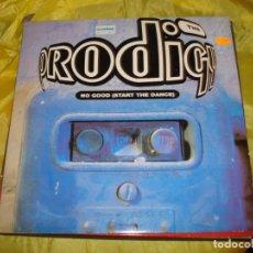 Discos de vinilo: THE PRODIGY . NO GOOD ( START THE DANCE). MAXI-SINGLE. EDICION ESPAÑOLA, 1994. (#). Lote 236218125