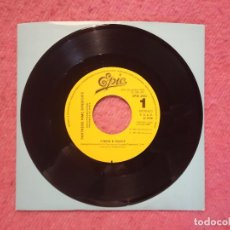 Discos de vinilo: SINGLE PARTNERS RIME SYNDICATE - C'MON & DANCE - ARIE 2552 - SPAIN PROMO (-/NM) 1-SIDED. Lote 236218490