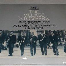 Discos de vinilo: SINGLE THE VILLAGE STOMPERS. Lote 236218920