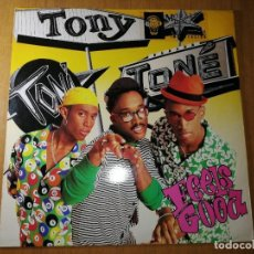 Discos de vinilo: DISCO VINILO TONY TONÉ- FEELS GOOD.1990. VER FOTOS.. Lote 236220160