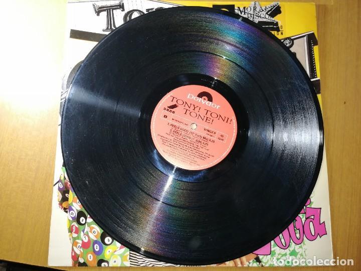 Discos de vinilo: Disco vinilo TONY TONÉ- FEELS GOOD.1990. Ver fotos. - Foto 2 - 236220160