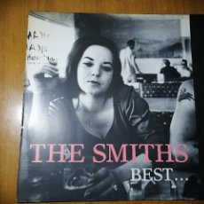 Discos de vinilo: DISCO DE VINILO GRUPO THE SMITHS- BEST...I.1992. VER FOTOS.. Lote 236223140