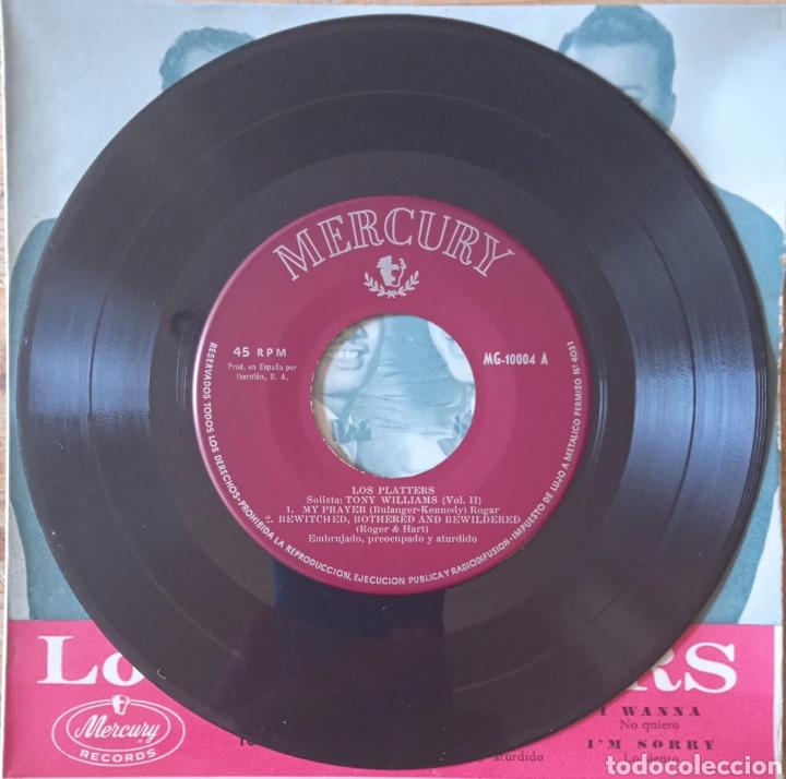 Discos de vinilo: EP The Platters - Foto 3 - 236232940
