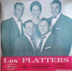 Discos de vinilo: EP THE PLATTERS. Lote 236232940