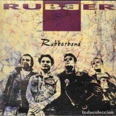 Discos de vinilo: RUBBER RUBBERBAND (LP) . VINILO POWER POP VALENCIA. Lote 236233310