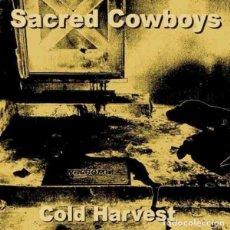 Discos de vinilo: SACRED COWBOYS COLD HARVEST (LP) . VINILO SPENCER P JONES JOHNNYS PENNY IKINGER. Lote 236235405