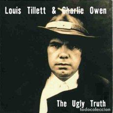 Discos de vinilo: LOUIS TILLETT & CHARLIE OWEN THE UGLY TRUTH (LP) . REEDICIÓN VINILO BEASTS OF BOURBON. Lote 236244680