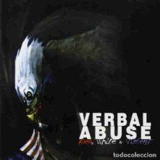 Discos de vinilo: VERBAL ABUSE RED, WHITE & VIOLENT (LP) . REEDICIÓN VINILO PUNK THRASH METAL. Lote 236247860