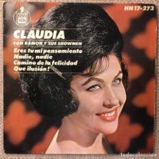 Discos de vinilo: CLAUDIA. Lote 236255510