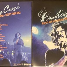 Disques de vinyle: COUNTING CROWS ‎– AUGUST AND EVERYTHING AFTER - LIVE AT TOWN HALL VINILO. Lote 236261645