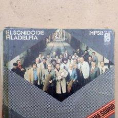 Discos de vinilo: MFSP - EL SONIDO DE FILADELFIA. Lote 236266420