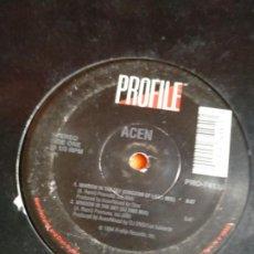 Discos de vinilo: ACEN – WINDOW IN THE SKY / TRIP II THE MOON / CLOSE YOUR EYES - PROFILE1994 -US -BREAKBEAT-HARDCORE. Lote 236274900
