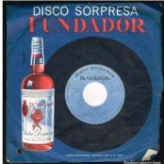 Discos de vinilo: LOS H.H. - CAPRI SE ACABO / AYER / EL SANTO / DANDO PALMAS - EP 1966 - D.S. FUNDADOR 10101. Lote 236306605