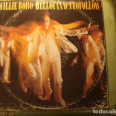 Discos de vinilo: WILLIE BOBO HELL OF AN ACT TO FOLLOW. Lote 236307135
