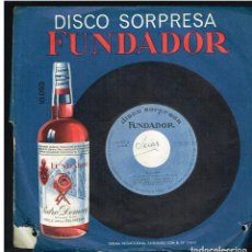 Discos de vinilo: JUAN FRED - MUSICA DE ACORDEON - EP 1966 - D.S. FUNDADOR 10093. Lote 236307265
