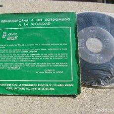 Disques de vinyle: DISCO SINGLE. Lote 236309315