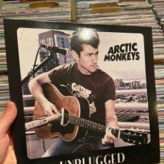 Discos de vinilo: ARCTIC MONKEYS UNPLUGGED LP DISCO DE VINILO. Lote 236326035