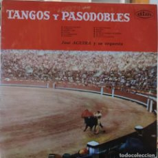 Discos de vinilo: TANGOS Y PASODOBLES. Lote 236339460