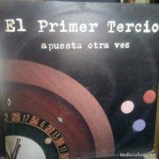 Discos de vinilo: EL PRIMER TERCIÓ.APUETA OTRA VEZ_ACCIDENTAL COLOR. SINGLE 25 CM. Lote 236340360
