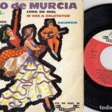 Discos de vinilo: NINO DE MURCIA - EL NIÑO DE MURCIA - ANGELITOS NEGROS - EP DE VINILO EDICION FRANCESA #. Lote 236350145