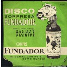 Discos de vinilo: NUESTRA ZARZUELA - EP 1963 - D.S. FUNDADOR 10043. Lote 236365415