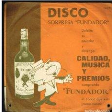 Discos de vinilo: NEIL STOMP / THE READERS / BILLY CASE / TINO MONGE - EP 1962 - D.S. FUNDADOR 10018. Lote 236365720