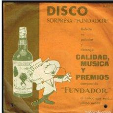 Discos de vinilo: BILLY SLATER / NORMAN SANDY / COLE SHERIDAN / LOU BERRY - EP 1962 - D.S. FUNDADOR 10010. Lote 236366125