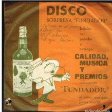 Discos de vinilo: TONY ROGERS / HUGO GIL - MELODIAS INOLVIDABLES - EP 1962 - D.S. FUNDADOR 10015. Lote 236366710