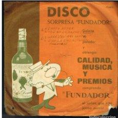 Discos de vinilo: GRAN ORQUESTA DE BALLET. DIR L.D. MOREAU - EP 1962 - D.S. FUNDADOR 10002. Lote 236367120