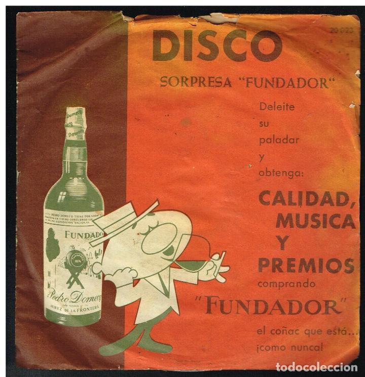 COBLA MONTSENY - SARDANAS - EP 1962 - D.S. FUNDADOR 20023 (Música - Discos de Vinilo - EPs - Pop - Rock Extranjero de los 50 y 60)