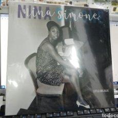 Discos de vinilo: NINA SIMONE LP LITTLE GIRL BLUE PRECINTADO. Lote 254726155
