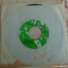 Discos de vinilo: HARD ONS / DUBROVNIKS / DEVIL DOGS / DINOSAUR JR - EP MUNSTER 1991. Lote 236374245