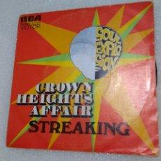 Discos de vinilo: CROWN HEIGHTS AFFAIRE - STREAKING. Lote 236377490