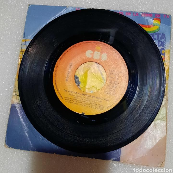 Discos de vinilo: La vuelta al mundo de Willy Fog. Mocedades - Foto 2 - 236378245