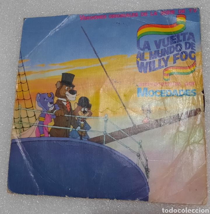 LA VUELTA AL MUNDO DE WILLY FOG. MOCEDADES (Música - Discos - Singles Vinilo - Bandas Sonoras y Actores)