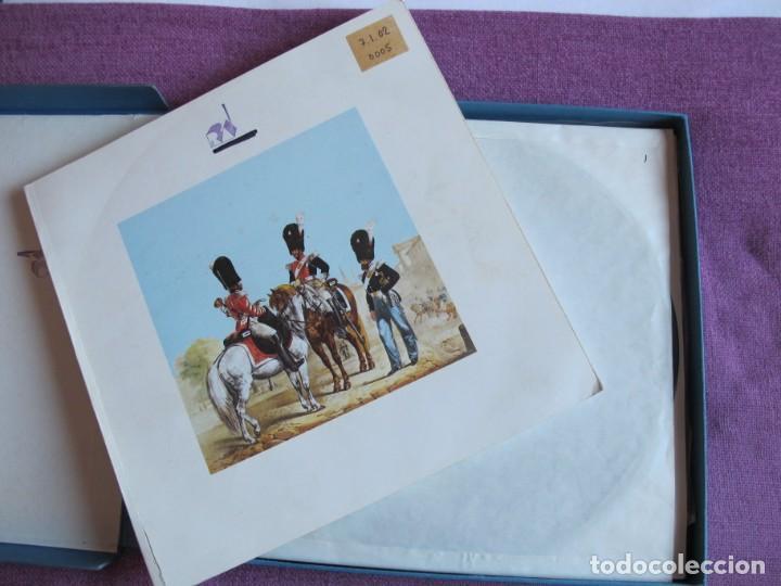 Discos de vinilo: LP - ANTOLOGIA DE LA MUSICA MILITAR DE ESPAÑA (CAJA CON 10 LPS Y LIBRO CON 112 PAG.) - Foto 2 - 236396075