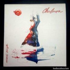 Discos de vinilo: CHALAURA (PEPE DE LUICA) - CHALAURA - MAXI SINGLE 1988 - TWINS. Lote 236405255