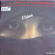 Discos de vinilo: MAXI - VANGELIS (L'ENFANT / CHROMATIQUE / IRLANDE) (SPAIN, POLYDOR 1979). Lote 236411155