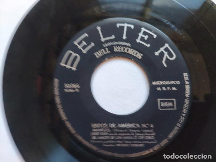 Discos de vinilo: EXITOS DE AMERICA VOL. 4 - EP Spain PS - BOB MILLER / MARK WARREN / JIMMY CARROLL / M STEWART - Foto 3 - 236412410