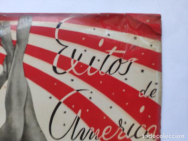 Discos de vinilo: EXITOS DE AMERICA VOL. 4 - EP Spain PS - BOB MILLER / MARK WARREN / JIMMY CARROLL / M STEWART - Foto 6 - 236412410