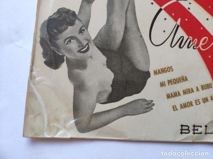 Discos de vinilo: EXITOS DE AMERICA VOL. 4 - EP Spain PS - BOB MILLER / MARK WARREN / JIMMY CARROLL / M STEWART - Foto 8 - 236412410