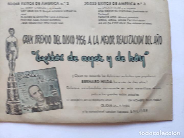 Discos de vinilo: EXITOS DE AMERICA VOL. 4 - EP Spain PS - BOB MILLER / MARK WARREN / JIMMY CARROLL / M STEWART - Foto 11 - 236412410