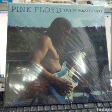Discos de vinilo: PINK FLOYD DOBLE LP LIVE AT POMPEII 1971. Lote 236412535