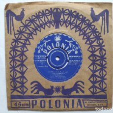 Discos de vinilo: ZOLNIERZ - EP UK PS - MINT * POLONIA LABEL * KARPACKA BRYGADA / GDYBY ORLEM / ANNIE LAURIE / LOCH. Lote 236415945