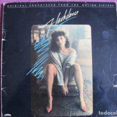 Discos de vinilo: LP - FLASHDANCE - BANDA SONORA ORIGINAL (VARIOS) (SPAIN, CASABLANCA RECORDS 1983). Lote 236426915