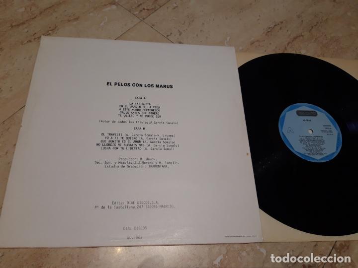 Discos de vinilo: EL PELOS CON LOS MARUS-LP- ACID RUMBA- 1985- EXCELENTE - Foto 2 - 236433000