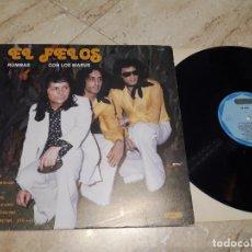 Discos de vinilo: EL PELOS CON LOS MARUS-LP- ACID RUMBA- 1985- EXCELENTE. Lote 236433000